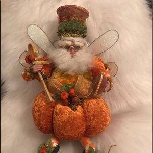 Pumpkin Pie Fairy